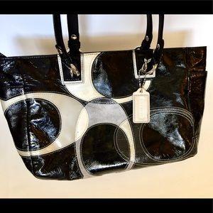 Coach Tote bag with signature C